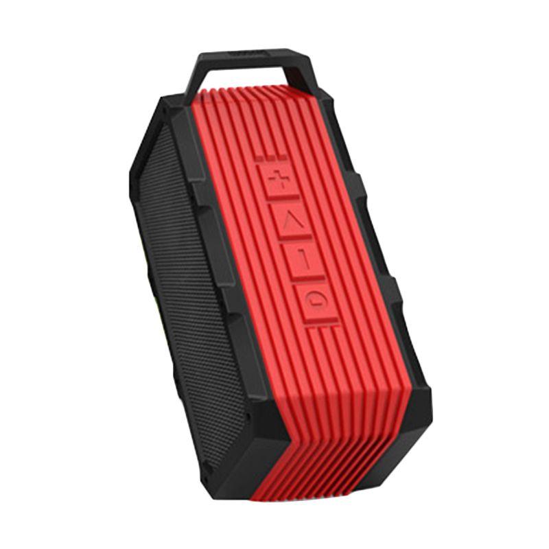 Divoom Voombox ONGO Merah Speaker Bluetooth