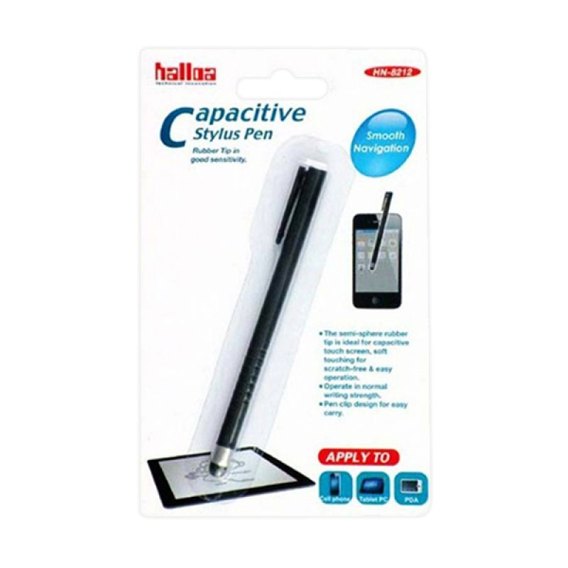 Halloa HN-8212 Capacitive Stylus Pen [6 mm]