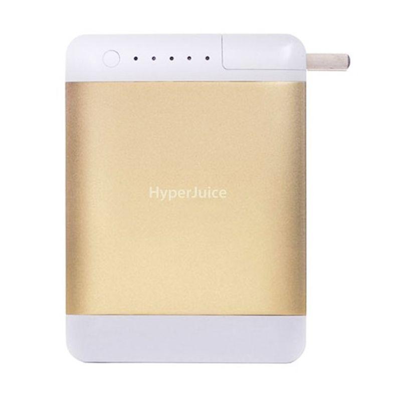 HyperJuice Lithium Bullion Gold Powerbank [10400 mAh]