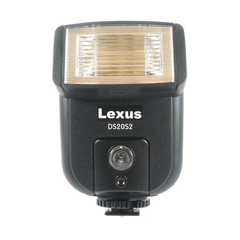 I-Lexus Speedlight Auto Intelligence SB-2052 Hitam Flash Kamera