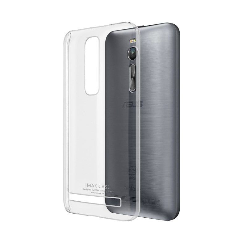 Imak Hardcase Premium Bening Casing for Asus Zenfone 2 [5.5