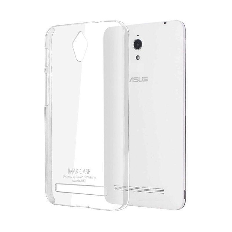 Imak Hardcase Premium Bening Casing for Asus Zenfone C