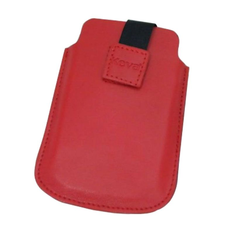 Keva CS-102 Merah Handphone Pouch