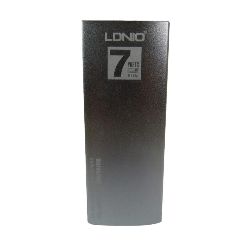 LDNIO DL-H7 Charger USB Hub [7 Ports]