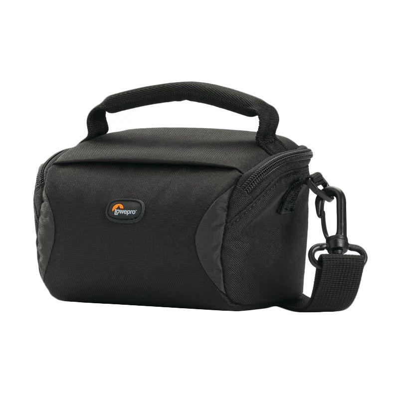 Lowepro Format 100 Black Tas Kamera