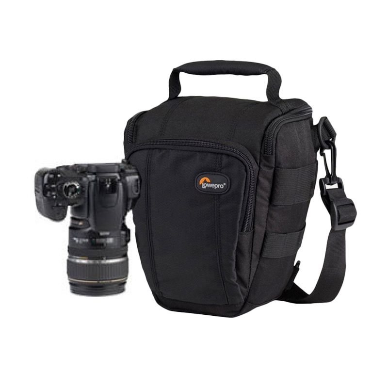 Lowepro Top Loader Zoom 50 AW Hitam Tas Kamera