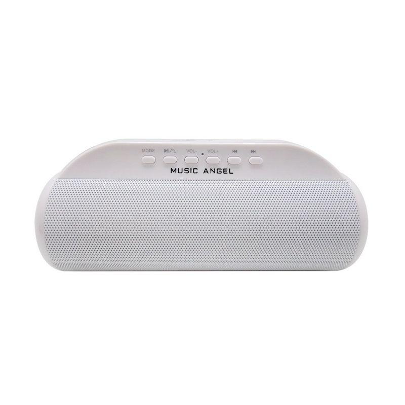 Music Angel JH-MD13BT Putih Bluetooth Speaker