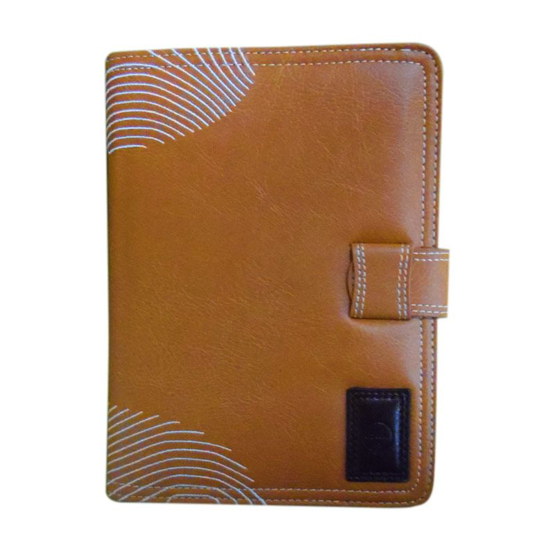 Ozaki Leather Coffee Casing for iPad Mini
