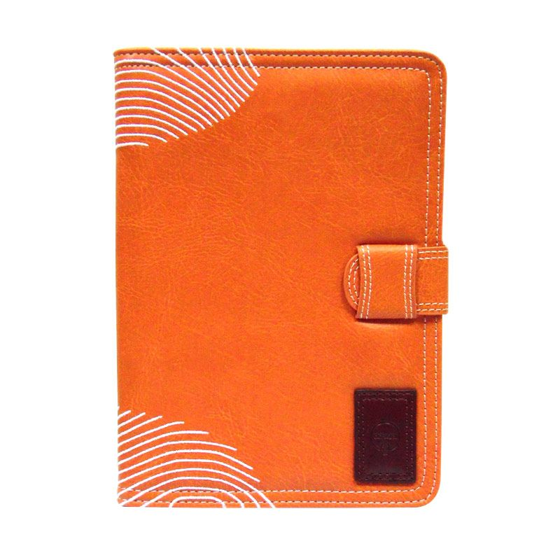 Ozaki Leather Orange Casing for iPad Mini