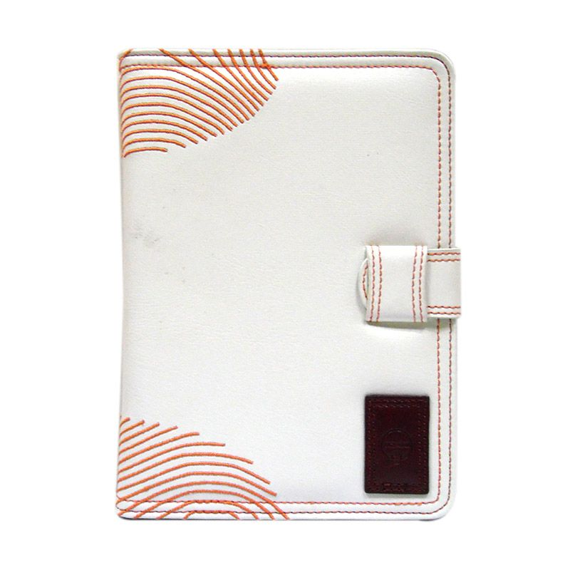 Ozaki Leather White Casing for iPad Mini