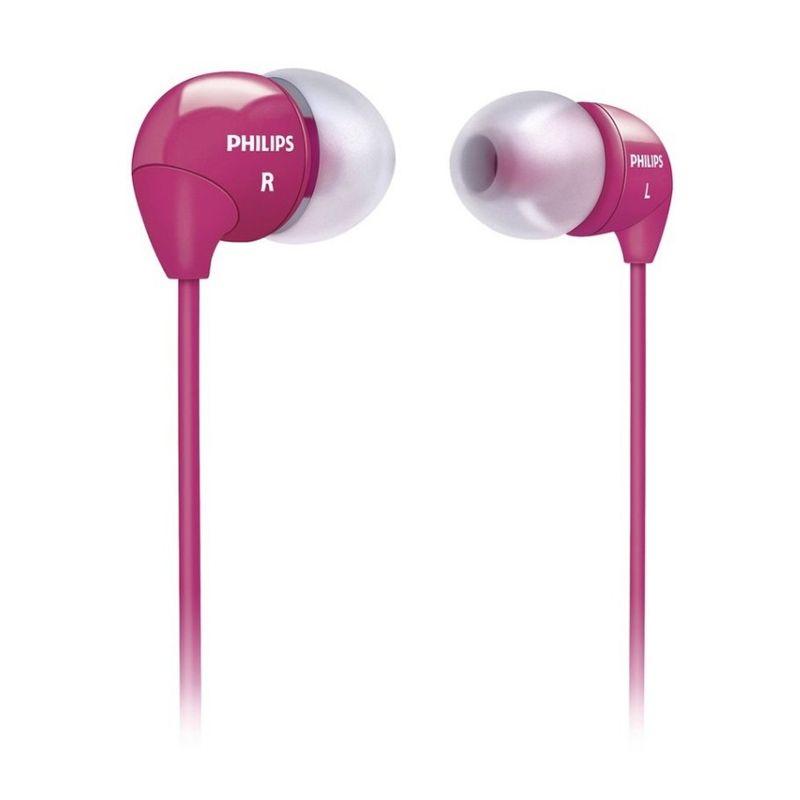 Philips SHE 3590 Pink Earphone