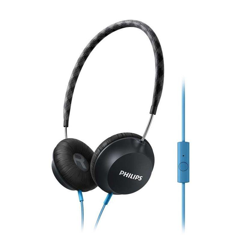Philips SHL 5105 BK Hitam Headset