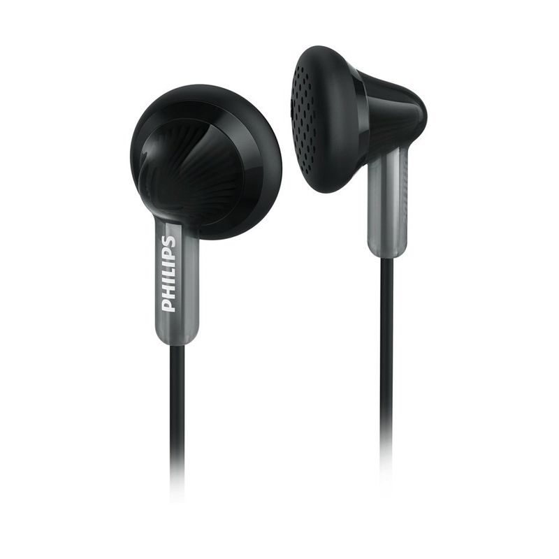 Philips SHE 3010 Hitam Earphone