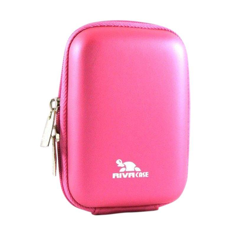 Riva 7022 Crimson Pink Pouch Kamera