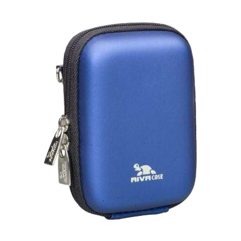 Riva 7022 Dark Blue Pouch Camera