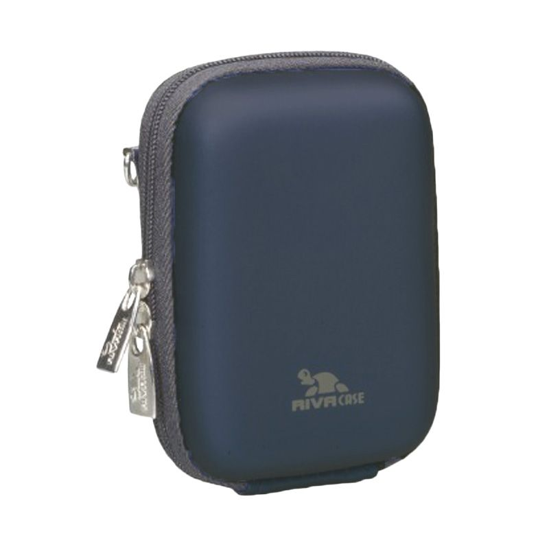 Riva 7103 Dark Blue Camera Case
