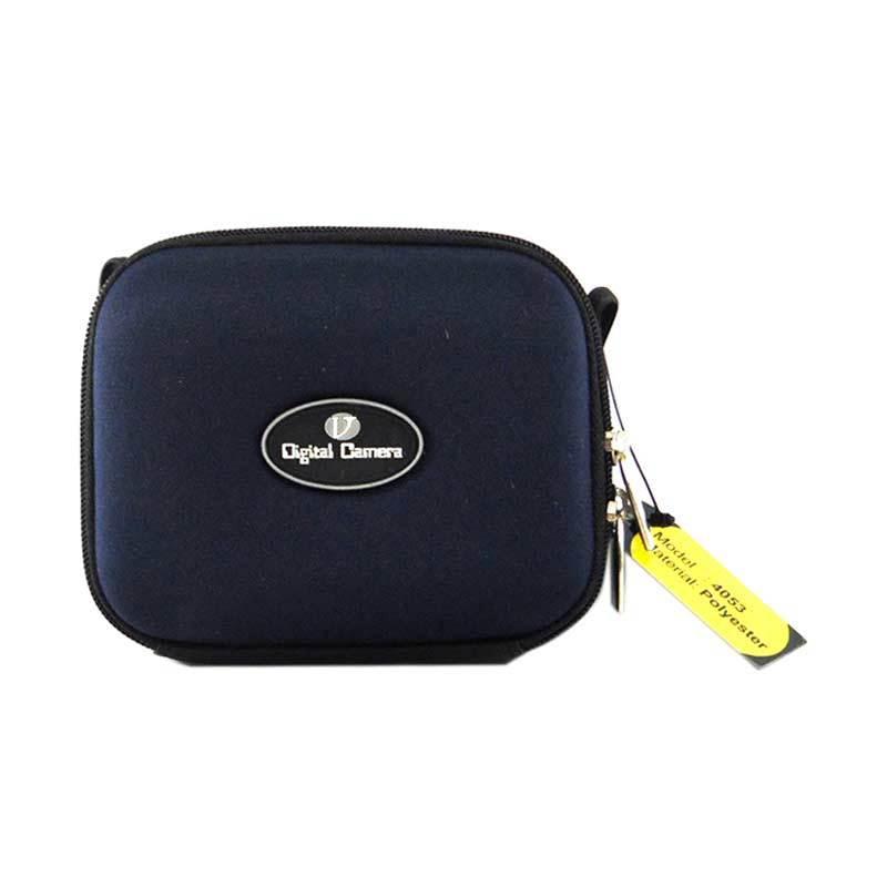 SDV 4053 Pouch Biru Tas Kamera Pocket
