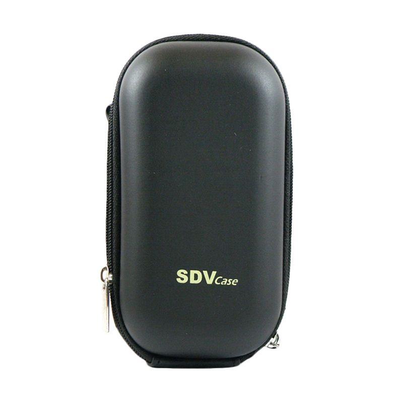 SDV 7004 Pouch Hitam Case Kamera Pocket