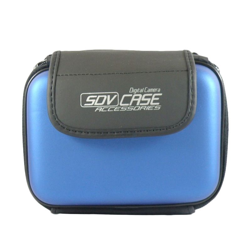 SDV 7050 Light Blue Tas Kamera Camcorder