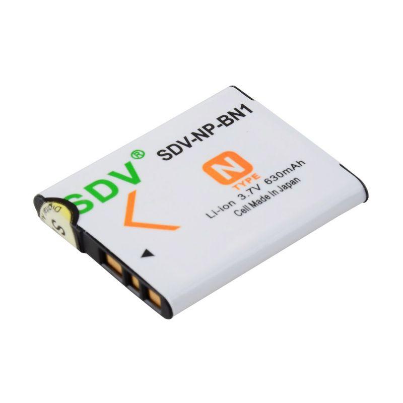 SDV NP-BN1 Baterai Kamera untuk Sony [2100 mAh]