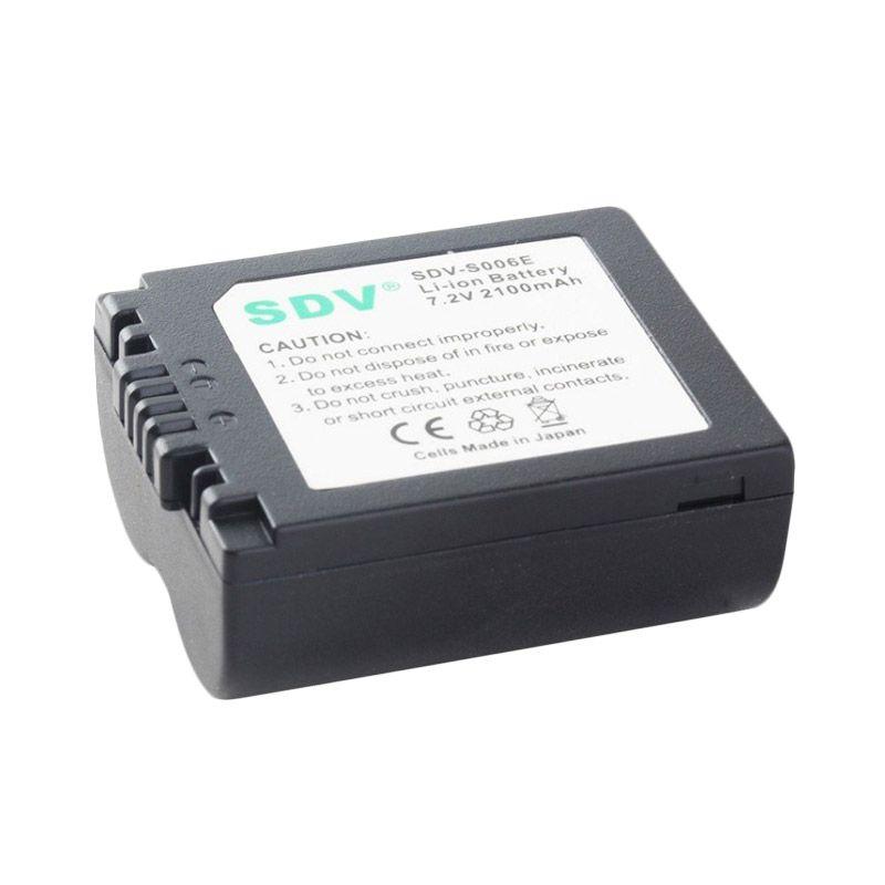 SDV BMA7 / S006 Baterai Kamera untuk Panasonic Camcorder [2100 mAh]