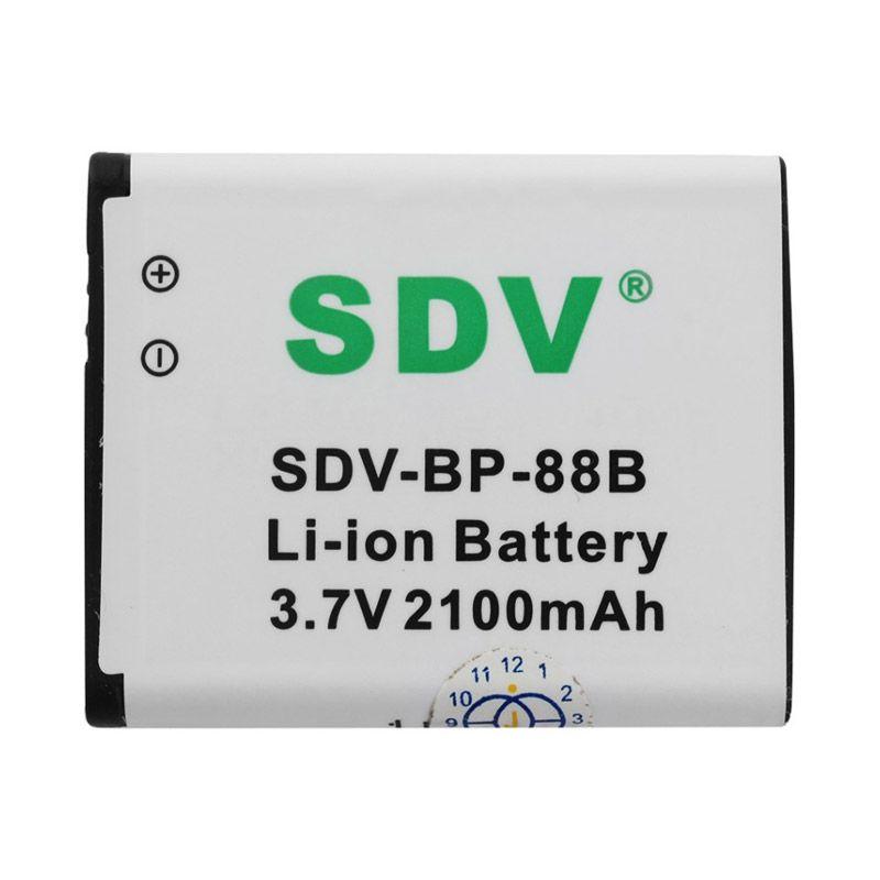 SDV BP 88B Baterai Kamera untuk Samsung [2100 mAh]