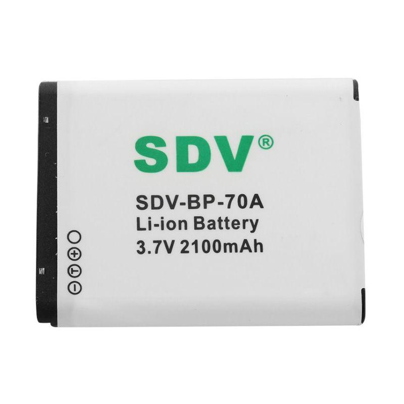 SDV BP70A Baterai Kamera for Samsung [2100 mAh]