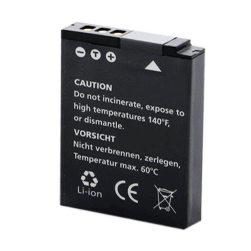 SDV EN-EL12 Baterai Kamera untuk Nikon [2100 mAh]