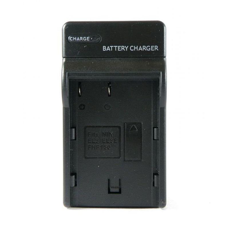 SDV EN-EL3E Battery Charger For Kamera Nikon
