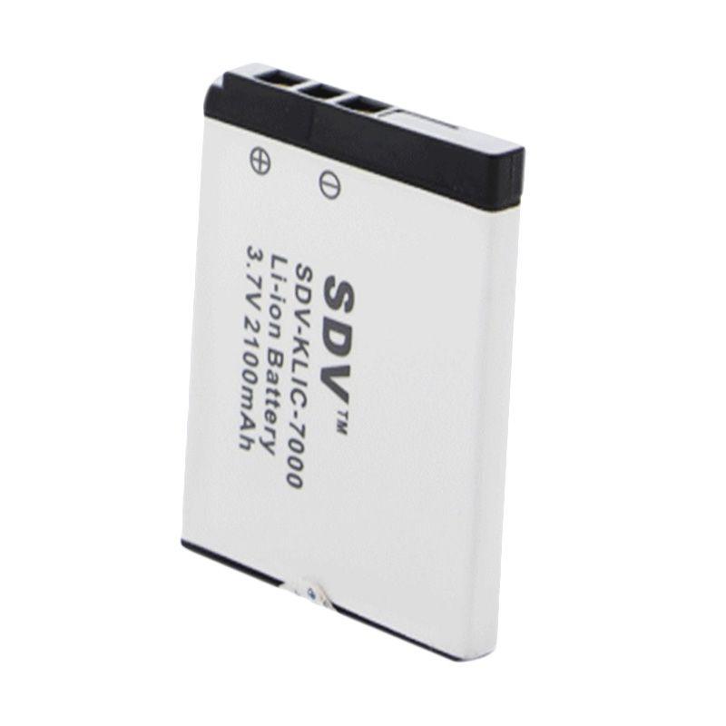 SDV KLIC-7000 Baterai Kamera for Kodak [2100 mAh]