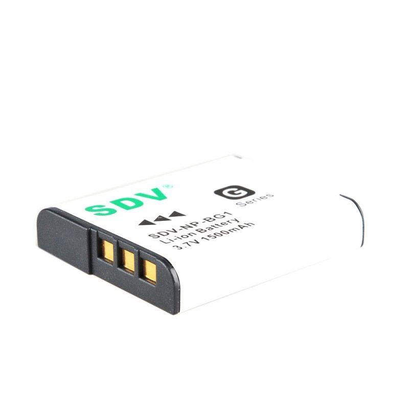SDV NP-BG1 Baterai Kamera untuk Sony [1500 mAh]