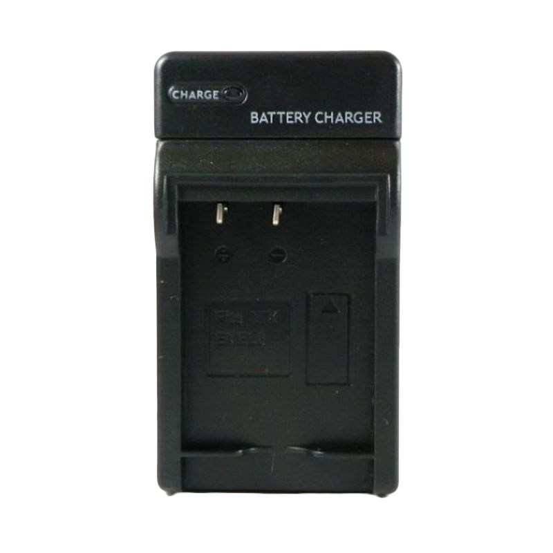 SDV S 005 Hitam Charger Baterai dan Car Charger for Camera Panasonic