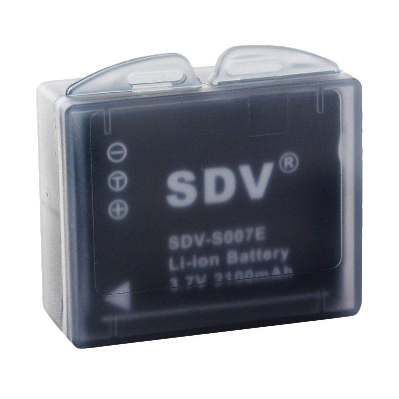 SDV S007 Baterai Kamera untuk Panasonic [2100 mAh]