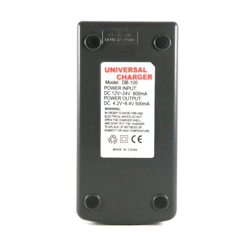 SDV Universal DB-018 Charger Baterai Kamera