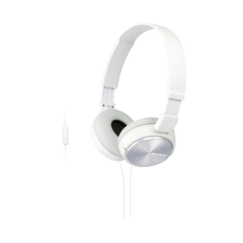 Sony MDR - ZX310AP Putih Headset