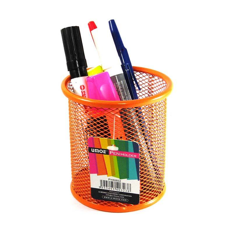 Umoe PH6802 Orange Pen Holder