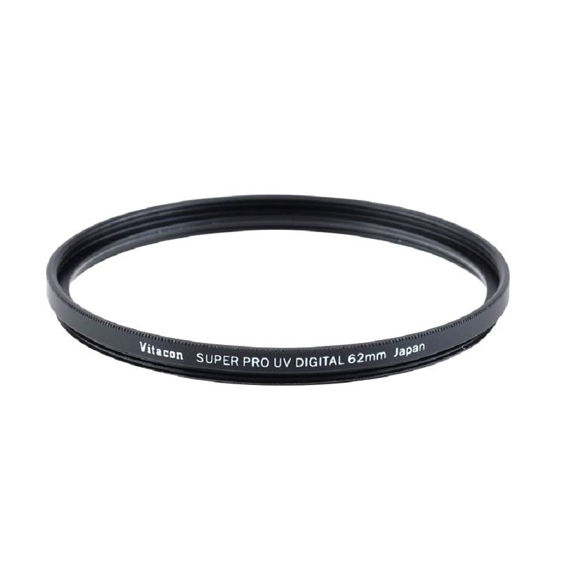 Vitacon UV 62mm Filter Lensa