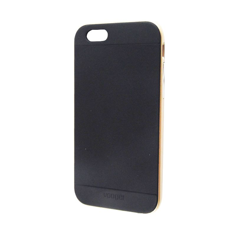 Vooger Softcase Gold Casing for iPhone 6 Plus