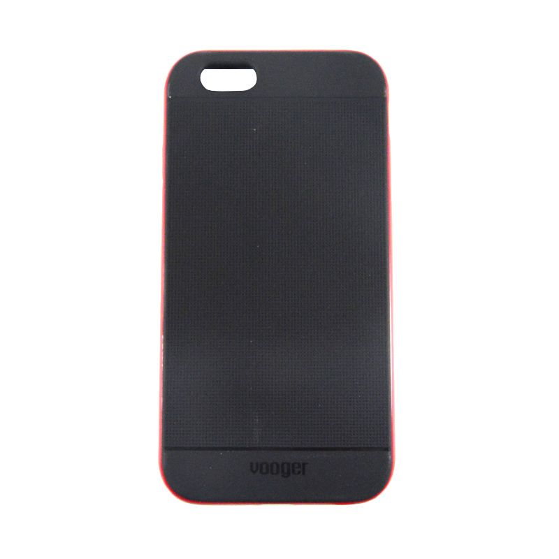 Vooger Softcase Red Casing for iPhone 6