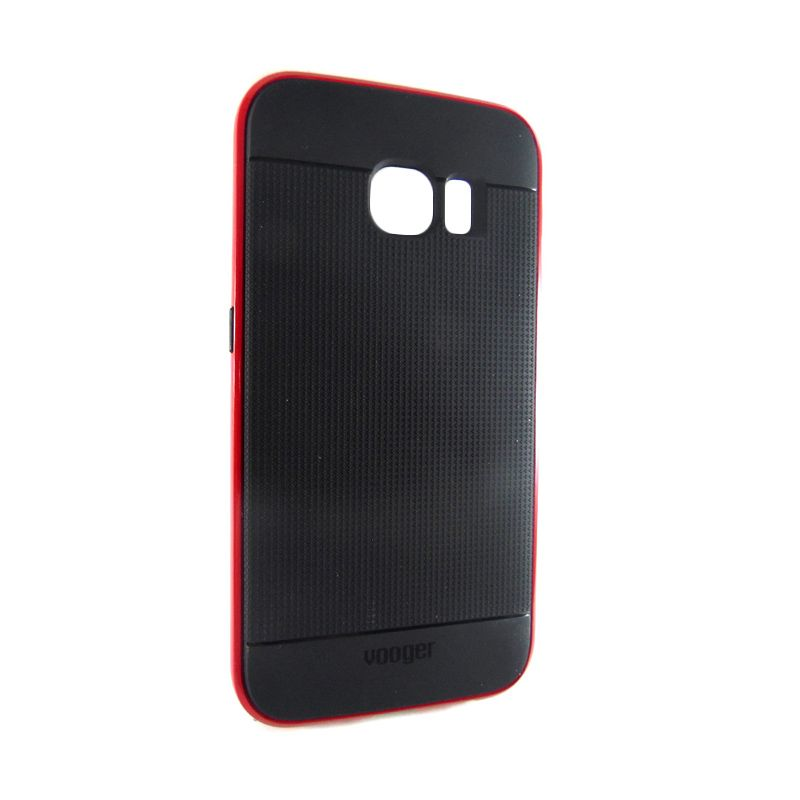 Vooger Softcase Red Casing for Samsung Galaxy S6