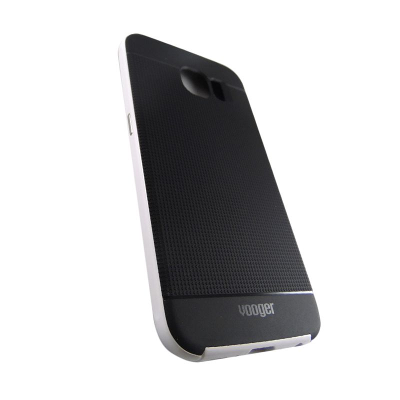 Vooger Softcase White Casing for iPhone 6