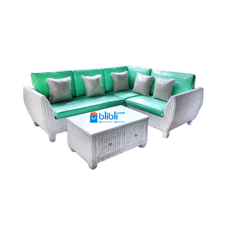 Rotan Kita Sofa Rotan KTG62