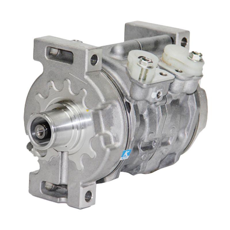 Denso Kompresor AC Untuk Suzuki Escudo 2.0 [Kaki Tusuk]