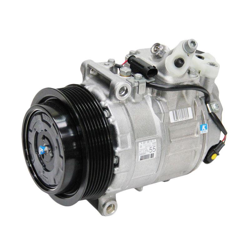 Denso Kompresor AC Untuk Mercy New C-Class W211 7PK