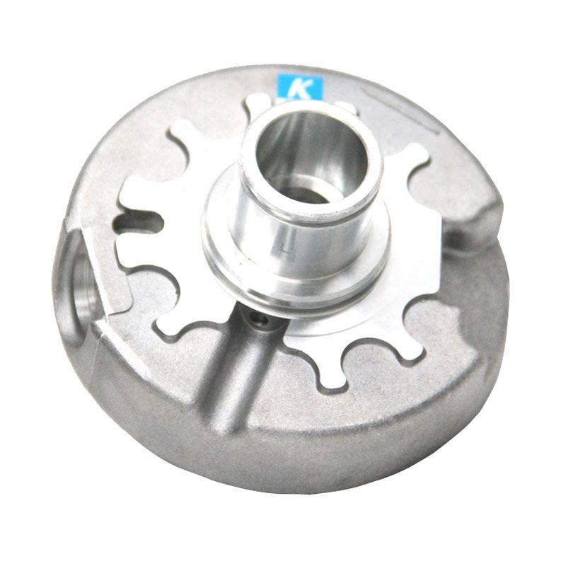 KR Cylinder Head Compressor for Toyota Yaris