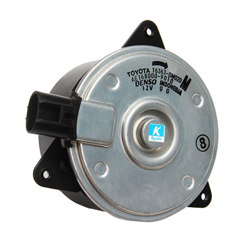 KR Denso Motor Fan AC for Toyota Yaris