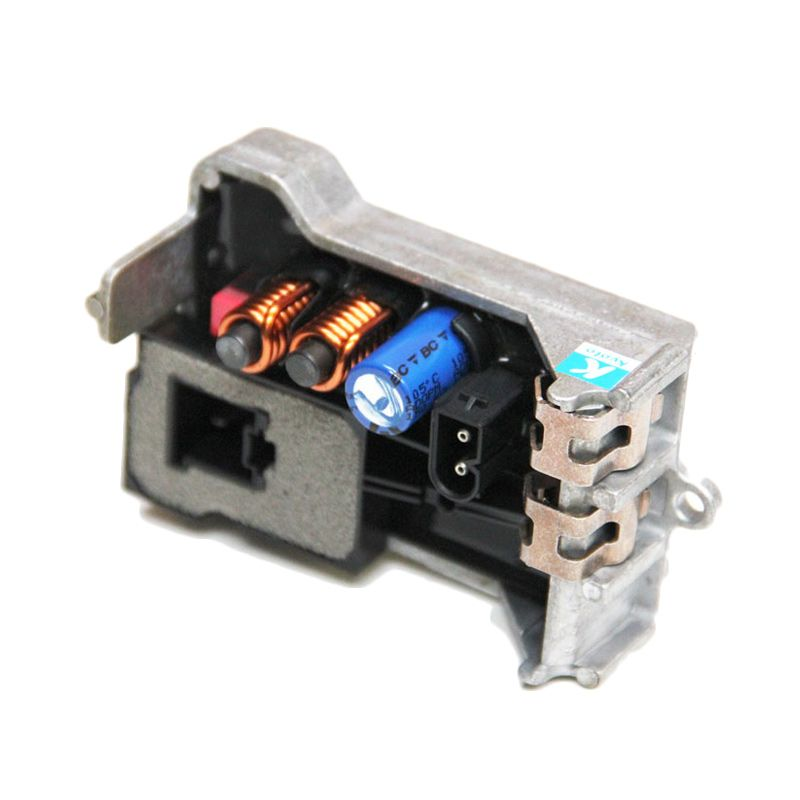 KR Resistor Blower for Mercedes Benz C-Class and W203 [Bosch]
