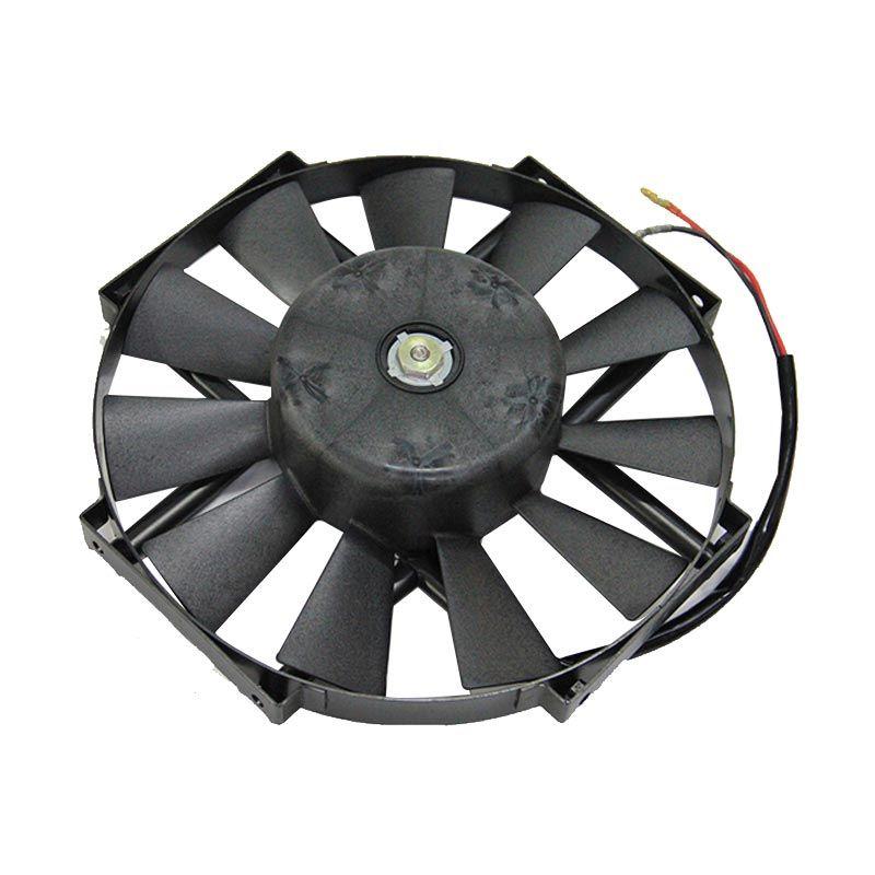 KR Tokuden Extra Fan for Universal [11 Daun/12 Inch/12V]