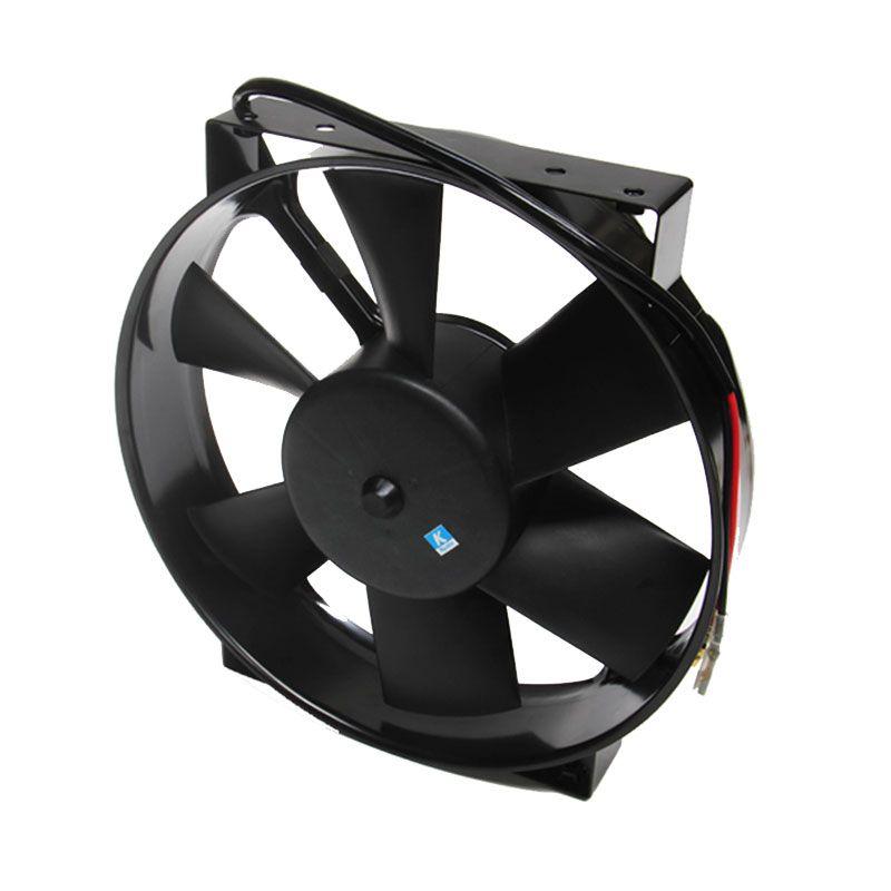KR Tokuden Extra Fan for Universal [5 Daun/12 Inch/12V]