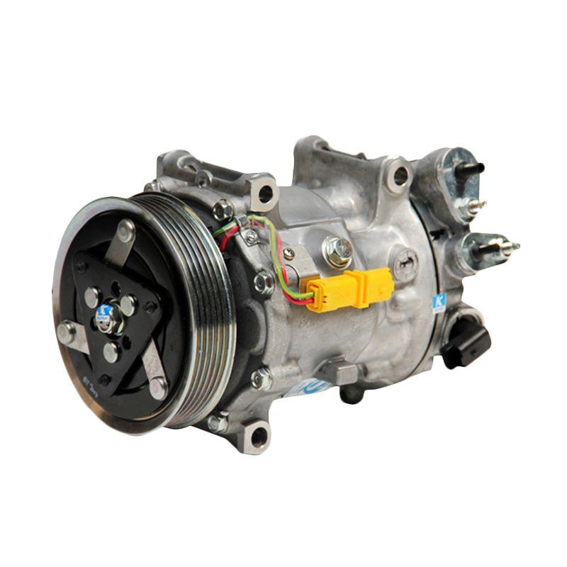 Sanden Kompresor AC Untuk Peugeot 307 [Kaki Tancap]